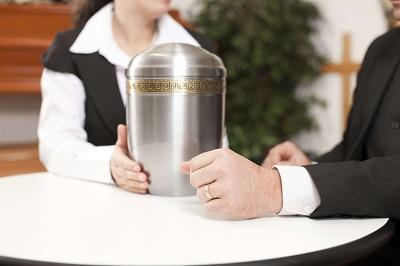 Servizio funebre della cremazione