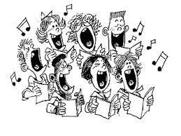 coro per canti di un funerale