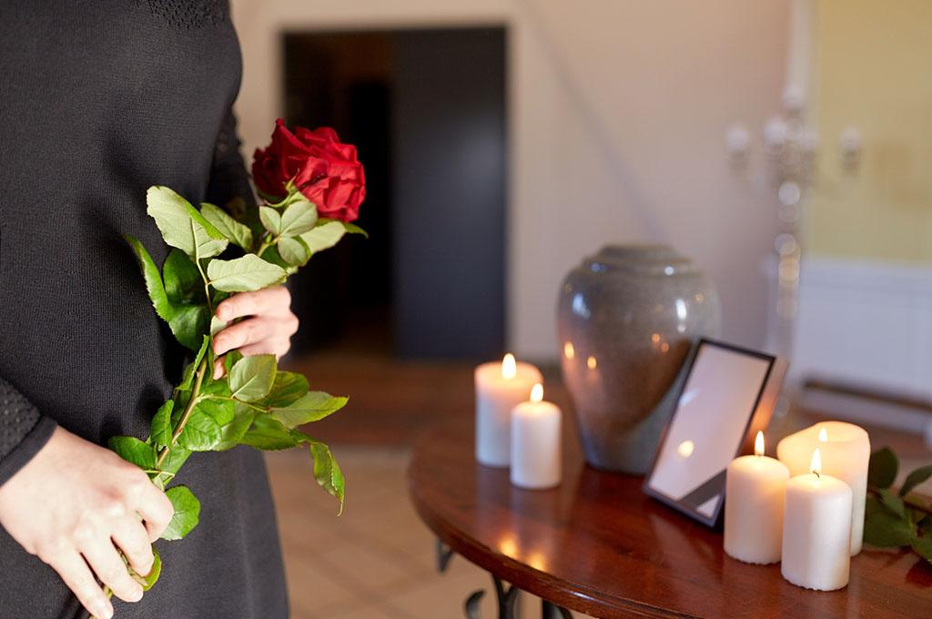 scegliere la cremazione come rituale funerario